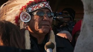 Victory for Native Americans in Dakota Access Pipeline
