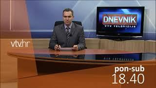 VTV Dnevnik najava 20. lipnja 2018.