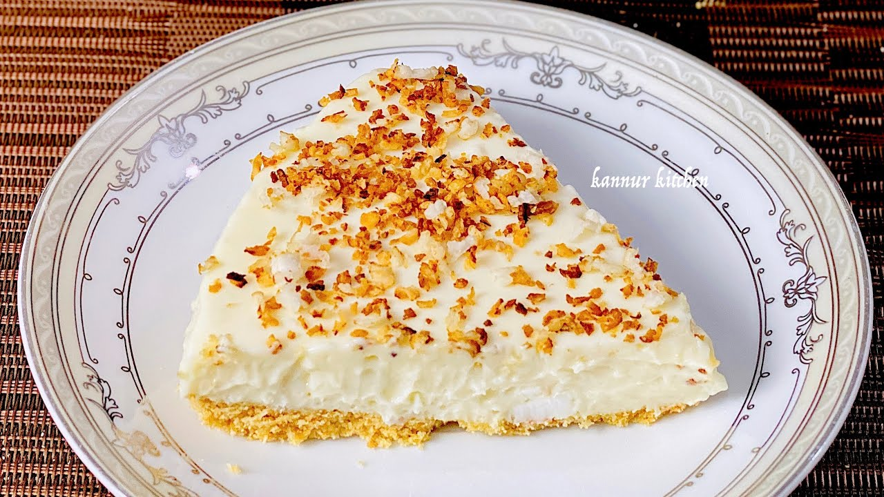 ഇളനീർ കൊണ്ട് ഇത്പോലെ ഉണ്ടാക്കിനോക്കൂ, പൊളിയാണ്👌🏾😋😋 |DESSERT WITH TENDER COCONUT |TENDER COCONUT CAKE