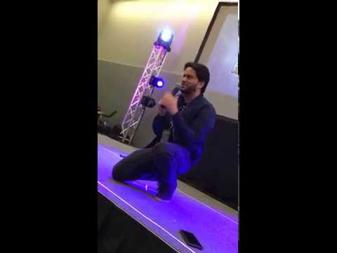 Michael Nathanson Lets It Go at Empire State Comic Con