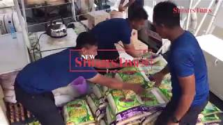 Pulau Redang folk prepare early for monsoon; stock up on food