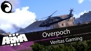 ARMA3 Overpoch #2 Found a chainsaw :D