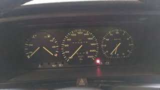 T1205 ДВС (Двигатель) VW Passat B3 1.8m ABS