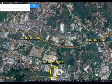 Gudang Nagata Balaraja Barat// Available in Lease - LB 1600m2// Cicil Shilton-082111937624/31D204B7