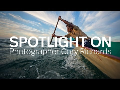 Photographer Cory Richards: Vulnerability is the Key to Great Art