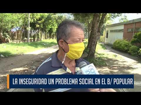 Los habitantes del barrio popular no resisten más inseguridad
