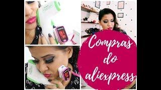 видео Aliexpress oximetro de pulso