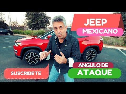 2017 Jeep Compass - MEJOR SUV COMPACTO