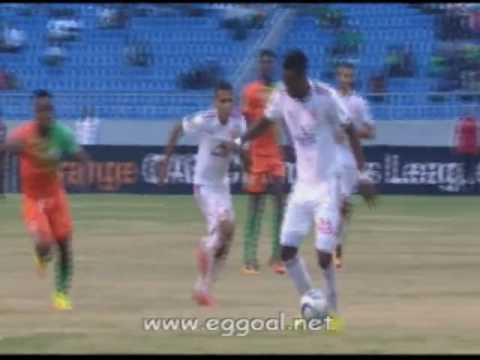 اهداف مباراة زيسكو الزامبى والوداد المغربى 1-1  | دورى ابطال افريقيا | 24-8-2016
