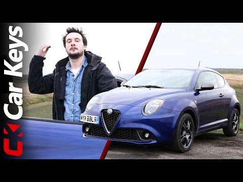 Alfa Romeo Mito 2017 Review - Alfa Style In A Supermini Package - Car Keys