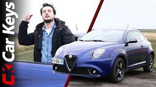 видео Alfa Romeo MiTo