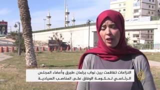 الذكرى السادسة للثورة الليبية في ظل انقسام حاد
