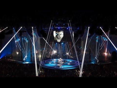 Muse - Isolated System+The Handler (live Milano 2016)