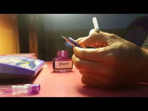Bơm mực thật sạch với bút máy Preppy Nhật Bản - Bút mực Preppy Nhật Bản - 0966004640
