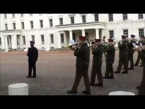 slow marches of the coldstream guards - massed bands of the houseold division