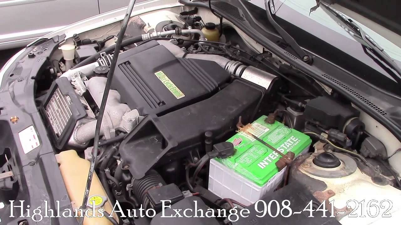 Mazda Millenia S White Miller Cycle Engine For Sale