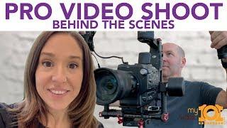 BONUS VIDEO: Professional Video Production Behind the Scenes