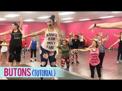 The Pussycat Dolls - Buttons ft. Snoop Dogg (Tutorial) | Dance Fitness with Jessica