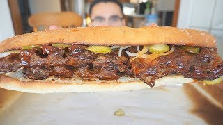 How to cook a Giant McRIB | COPYCAT RECIPE