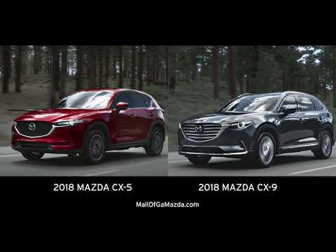 2018 Mazda CX 5 U0026 CX 9   Mall Of GA Mazda   Near Atlanta