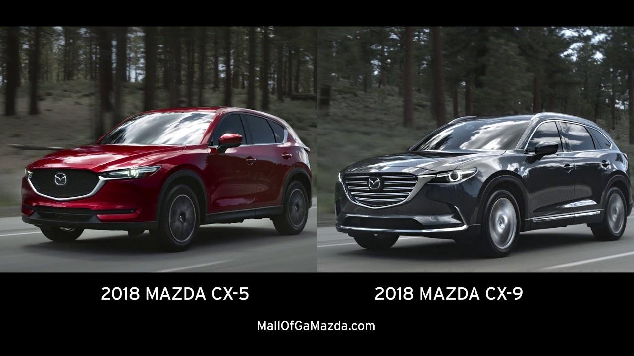 2018 Mazda CX 5 U0026 CX 9 | Mall Of GA Mazda | Near Atlanta