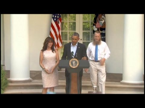Bowe Bergdahl Rescued: Obama Speaks About Release of Captured Soldier