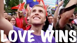 LOVE WINS: WITNESSING HISTORY