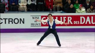 2013   Worlds   Men   LP   Patrick Chan   La Boheme by Giacomo Puccini