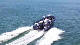 Quintrex 510 Topender - Boat Reviews on the Broadwater