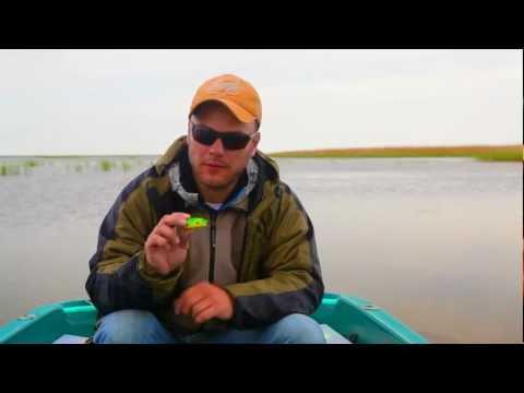 видео ловля на воблер малас