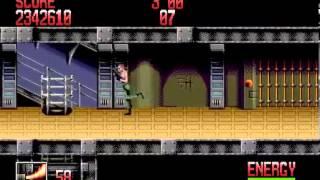 Полное прохождение Alien 3 (Sega Genesis)