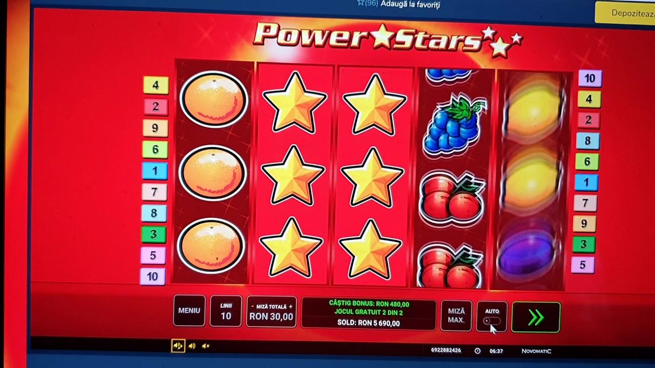 Power Stars Casino
