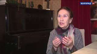 Ветеран волгоградского телевидения Людмила Гаврилюк отмечает юбилей