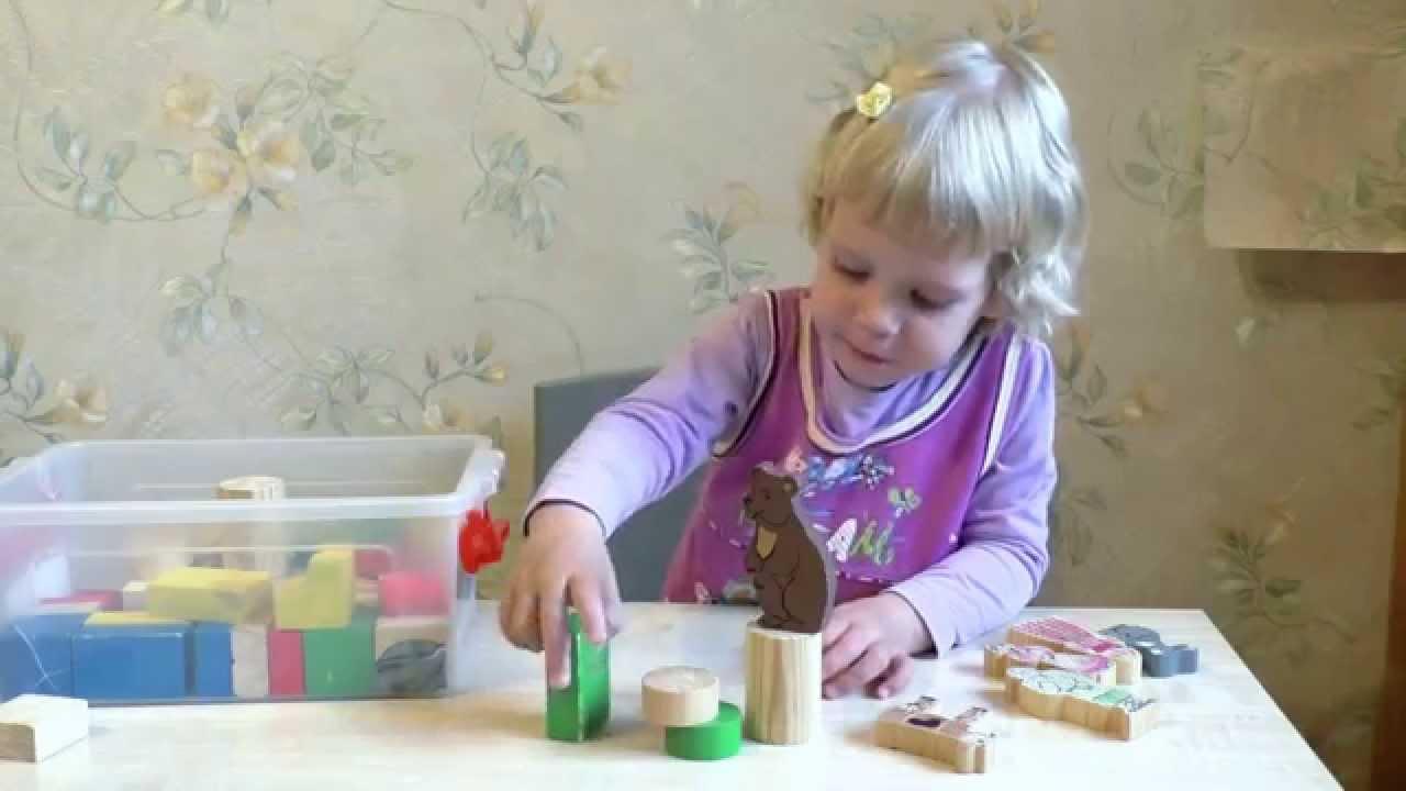 Развивающие игры для детей от 1 года до 2 - 3 лет с ...