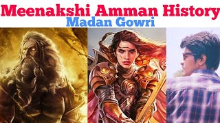 Meenakshi Amman Temple History | Tamil | Madan Gowri | MG