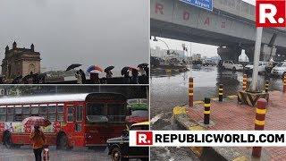 10 Trains Between Mumbai-Pune Suspended Due To Heavy Rainfall In Mumbai