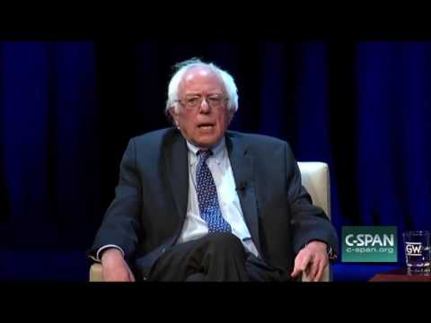 Bernie Sanders on Why He Joined YPSL (Young People