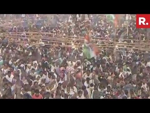 Republic Tvs Live Report From Mamata Banerjees Rally In Kolkata |#Mamata2019Rally