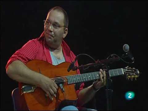 Nuages -- Didier Lockwood & Bireli Lagrene at Vitoria Jazz Festival 2010