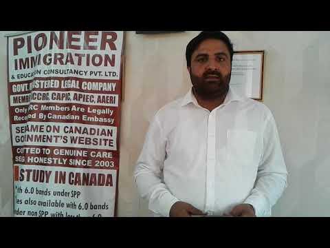 Pioneer Immigration Dr. Ravi Garg_Story of  Pritpal singh hundal Open work permit