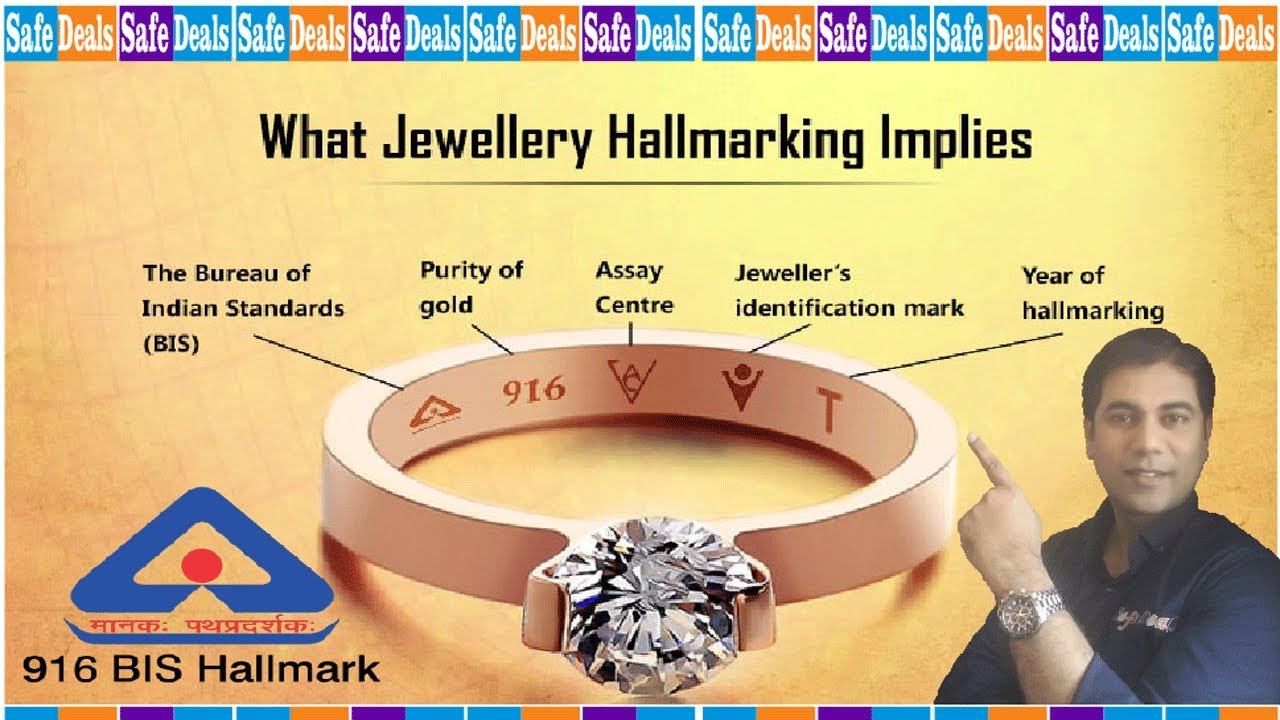 How Much Pure Is Your Gold What Is Bis Hallmark Jewellery