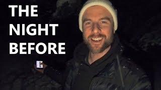 Snowboard - The Night Before Snowboarding Prep
