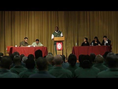 Prison Inmates School Harvard Debate Team