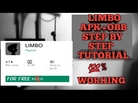 How To Install Limbo Apk+obb For Free