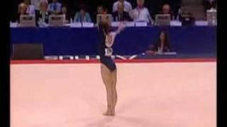 Beth Tweddle 2006 Worlds Floor Event Finals