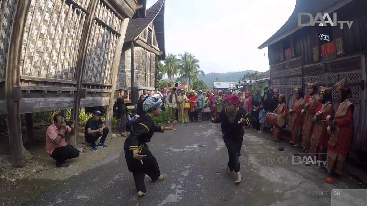 Kampung Tradisional Sumatra | POTRET
