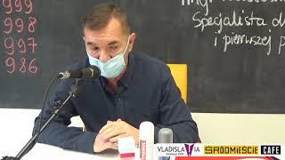 Bezpieczeństwo - BHP i pierwsza pomoc w domu - Radosław Lewiński