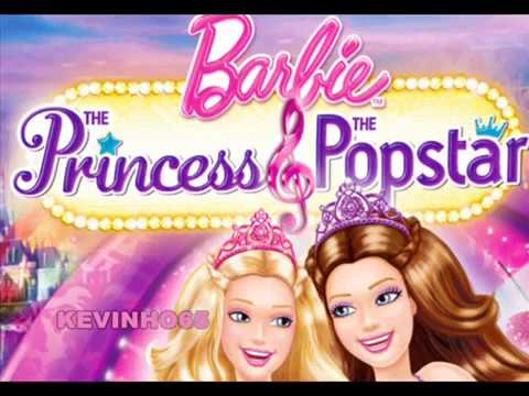 Barbie The Princess and The Popstar- Dolls & Images!