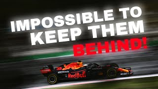 """WE'RE JUST TOO SLOW"" 
