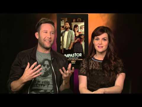 Michael Rosenbaum & Sara Rue talk Impastor, career and Lex Luthor